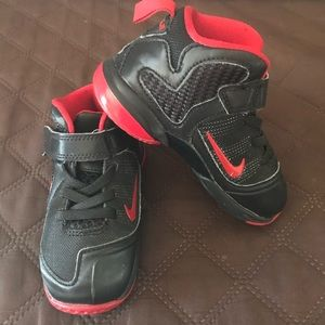 34809312b3d Kids  Lebron James Sneakers Boys on Poshmark